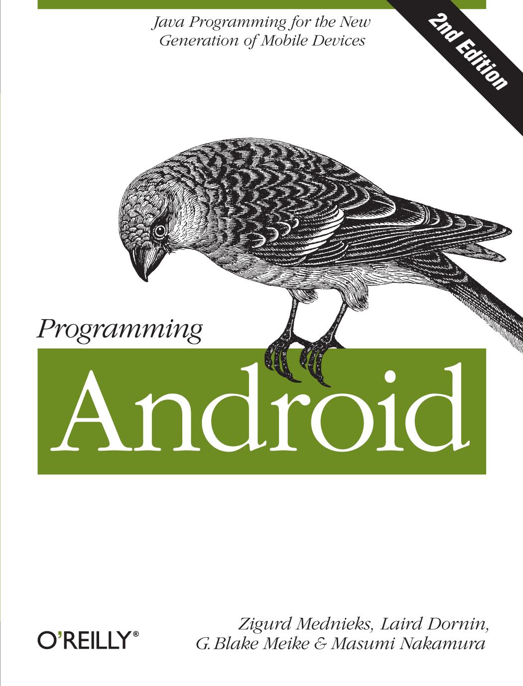 Programming Android Manualzz