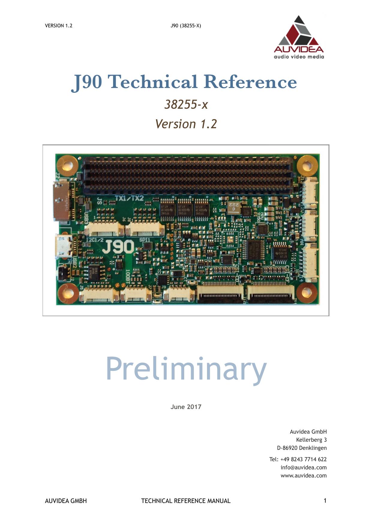 J90 carrier board for TX1/TX2 | manualzz com