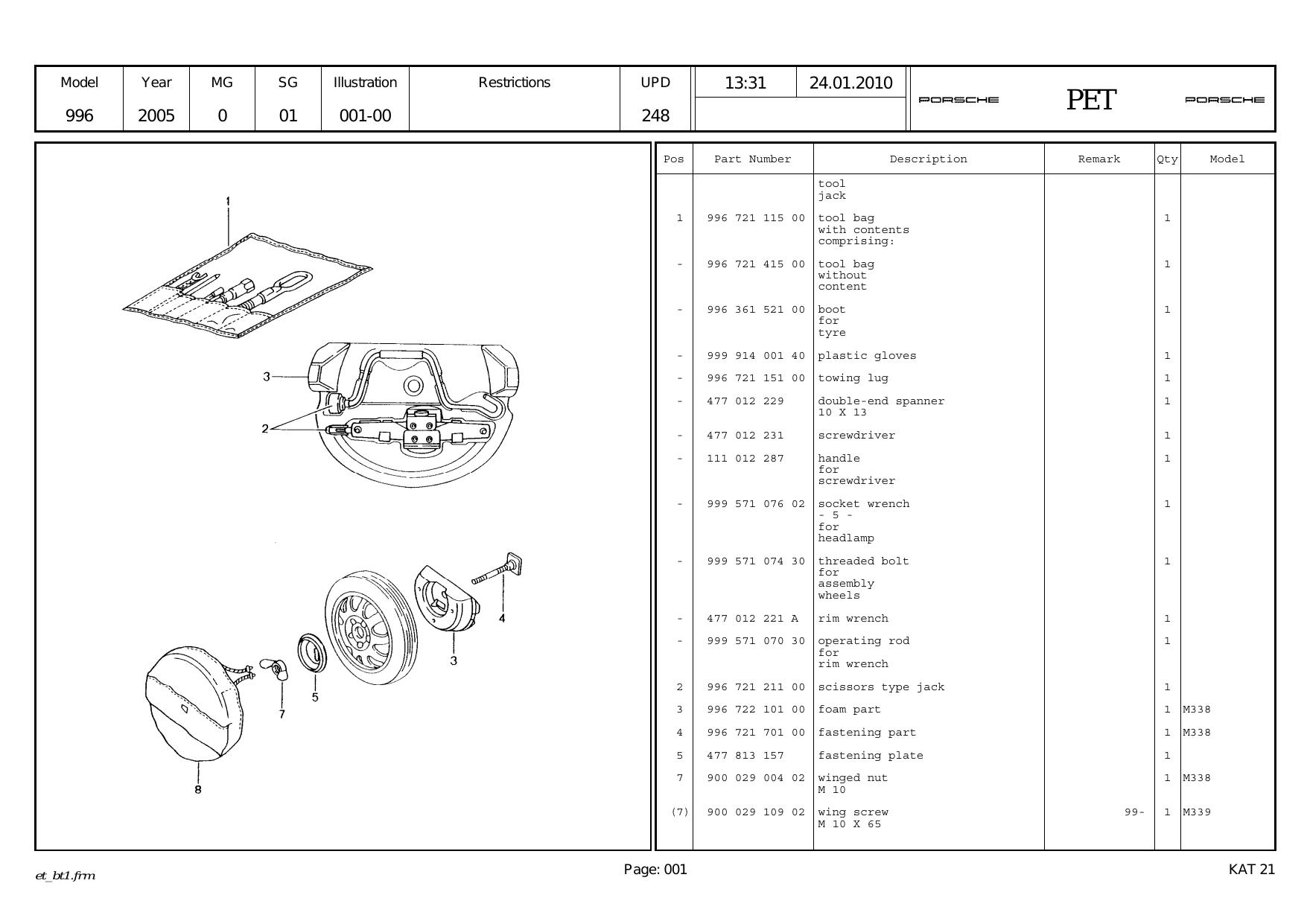 996 Carrera 1998-2005 | manualzz com