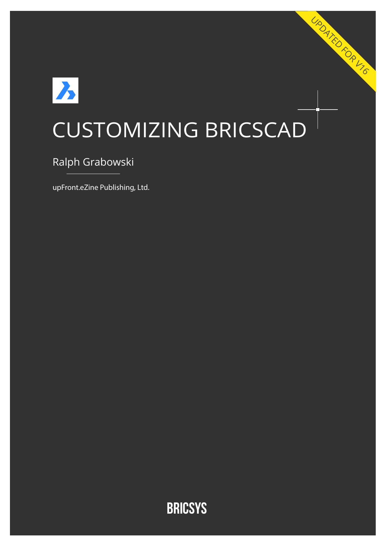 customizing bricscad   manualzz com