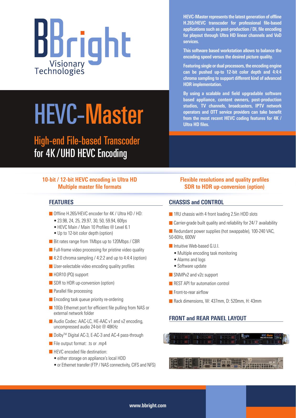 HEVC-Master | manualzz com