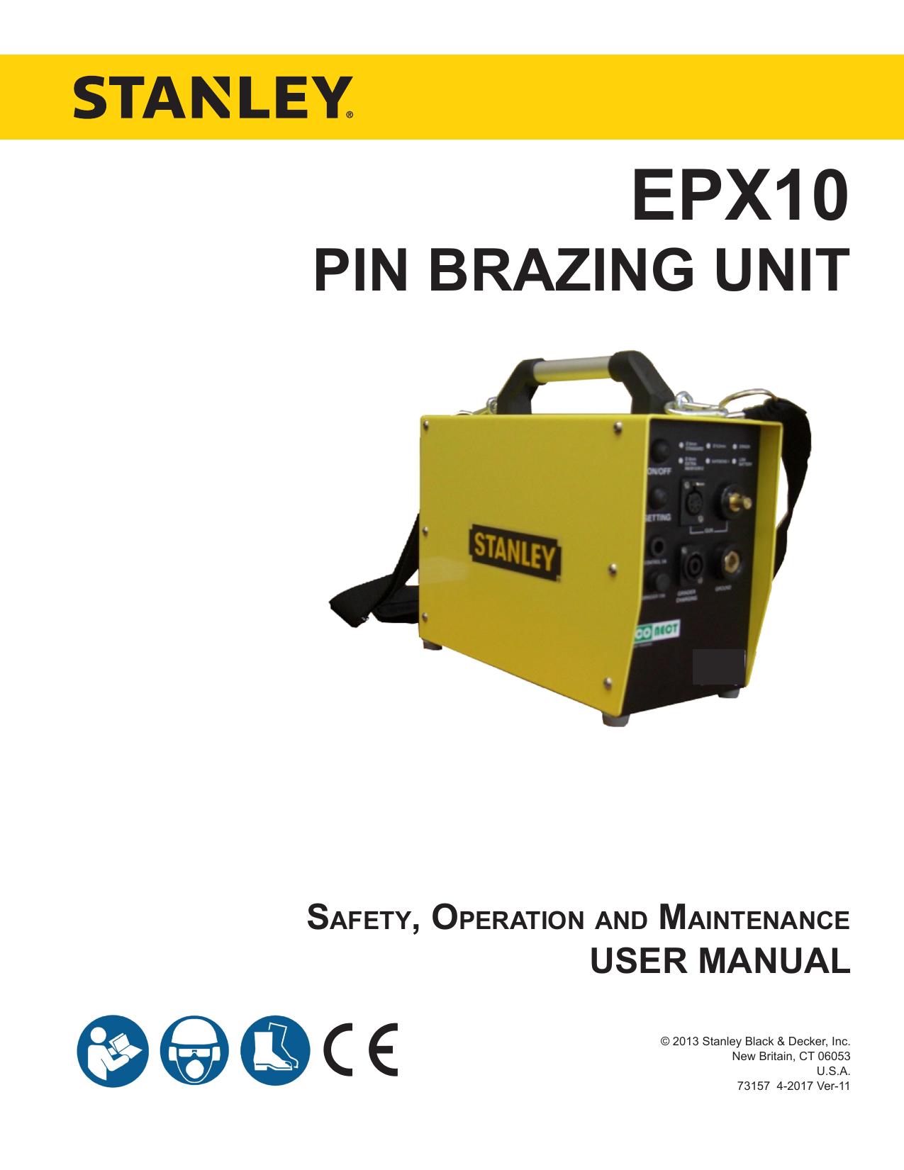 Pin Brazing Example Circuit Unit Stanley Hydraulic 1275x1651