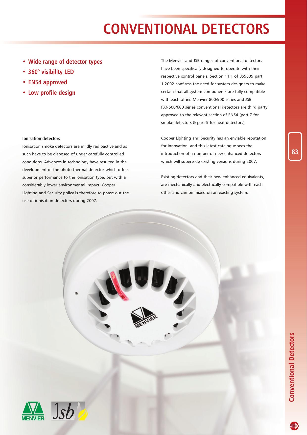 Conventional Detectors Manualzz