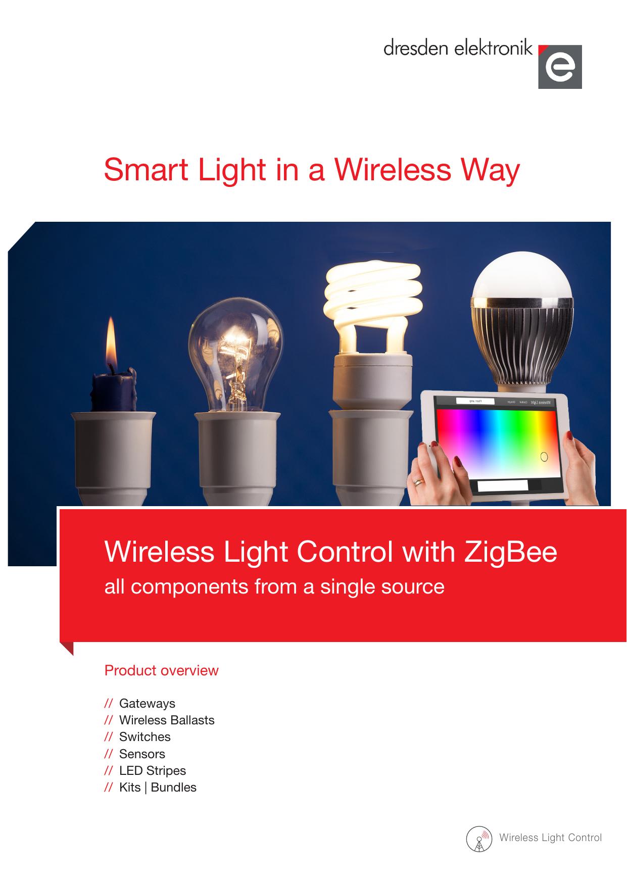 Smart Light in a Wireless Way   manualzz com
