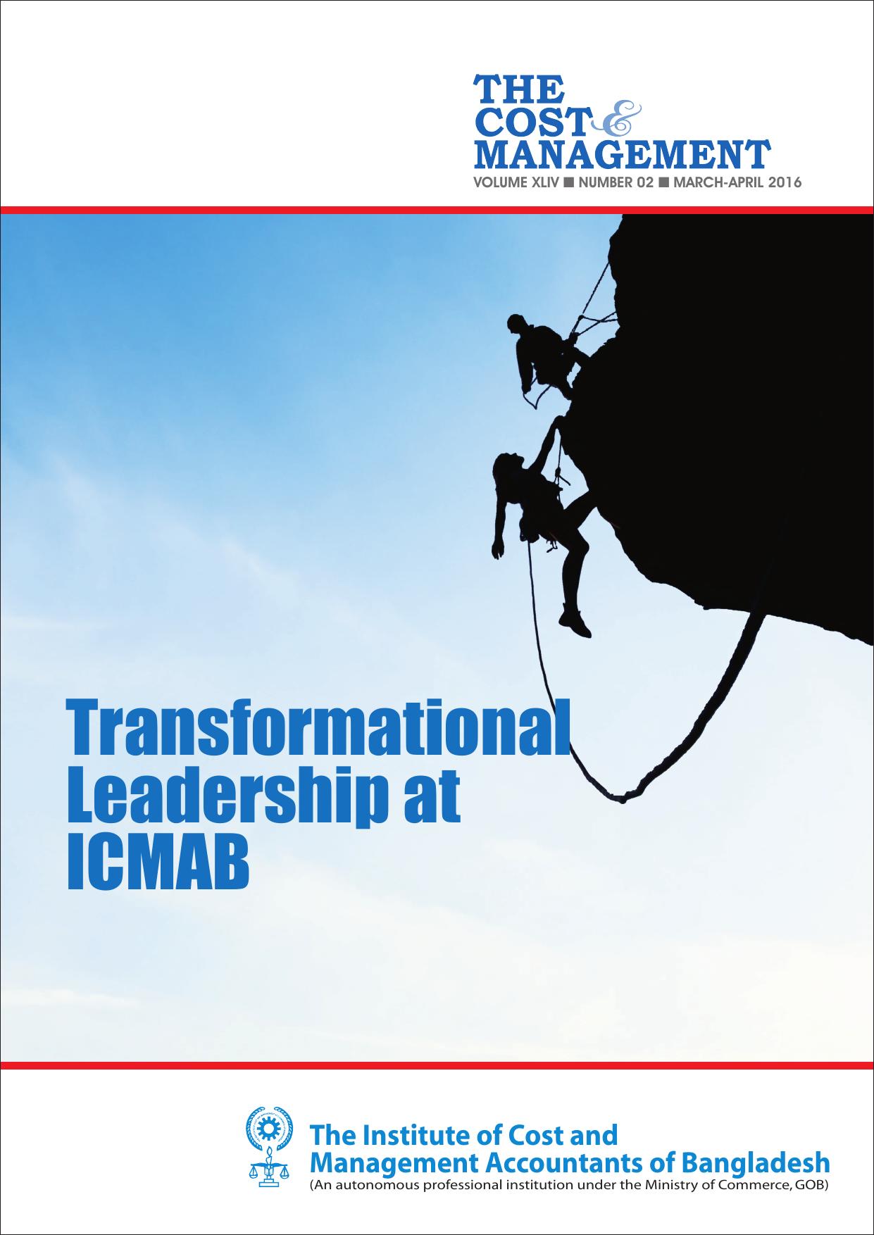 Transformational Leadership at ICMAB | manualzz com