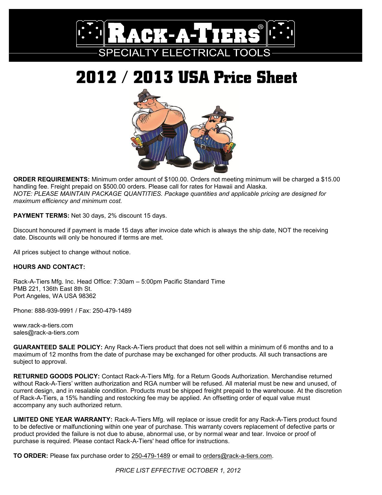 "Rack-A-Tiers® 70861BRP1 6"" Packaged Hex Bit Brown"