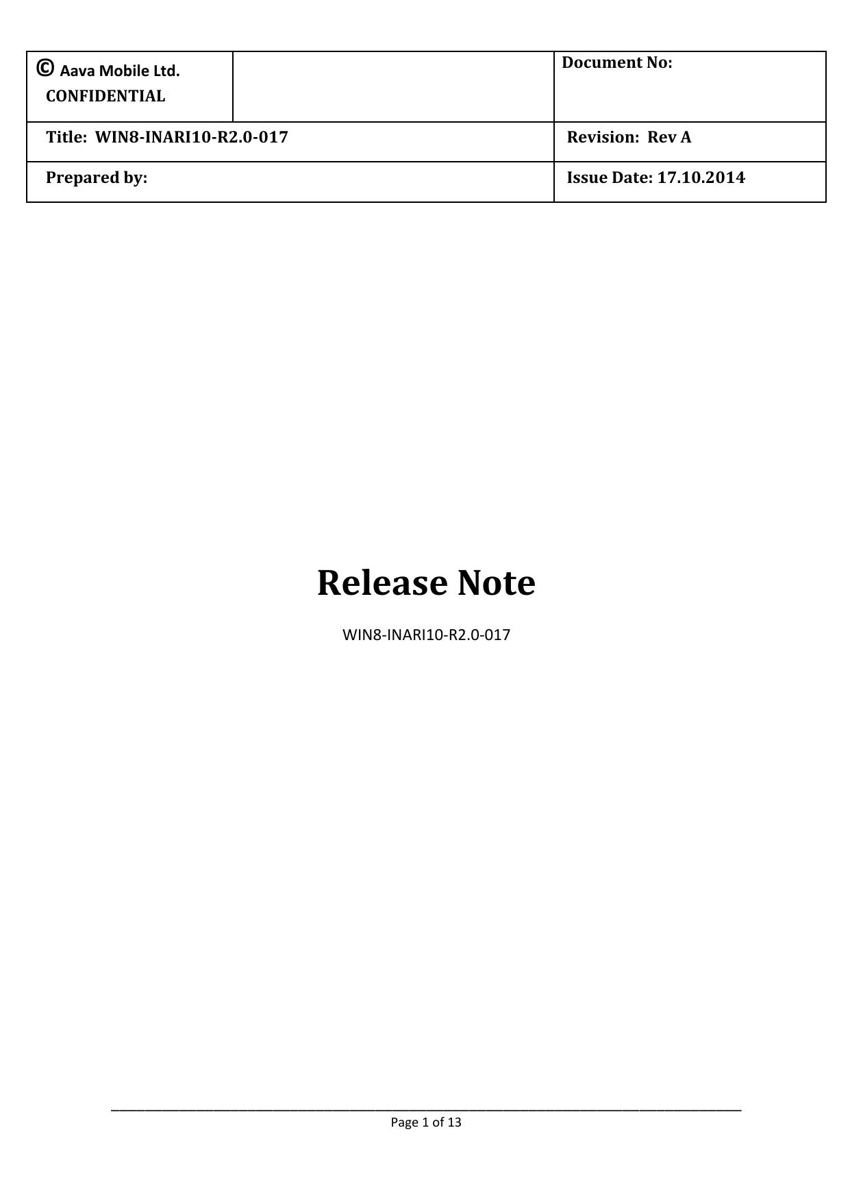 Insyde Bios Manual
