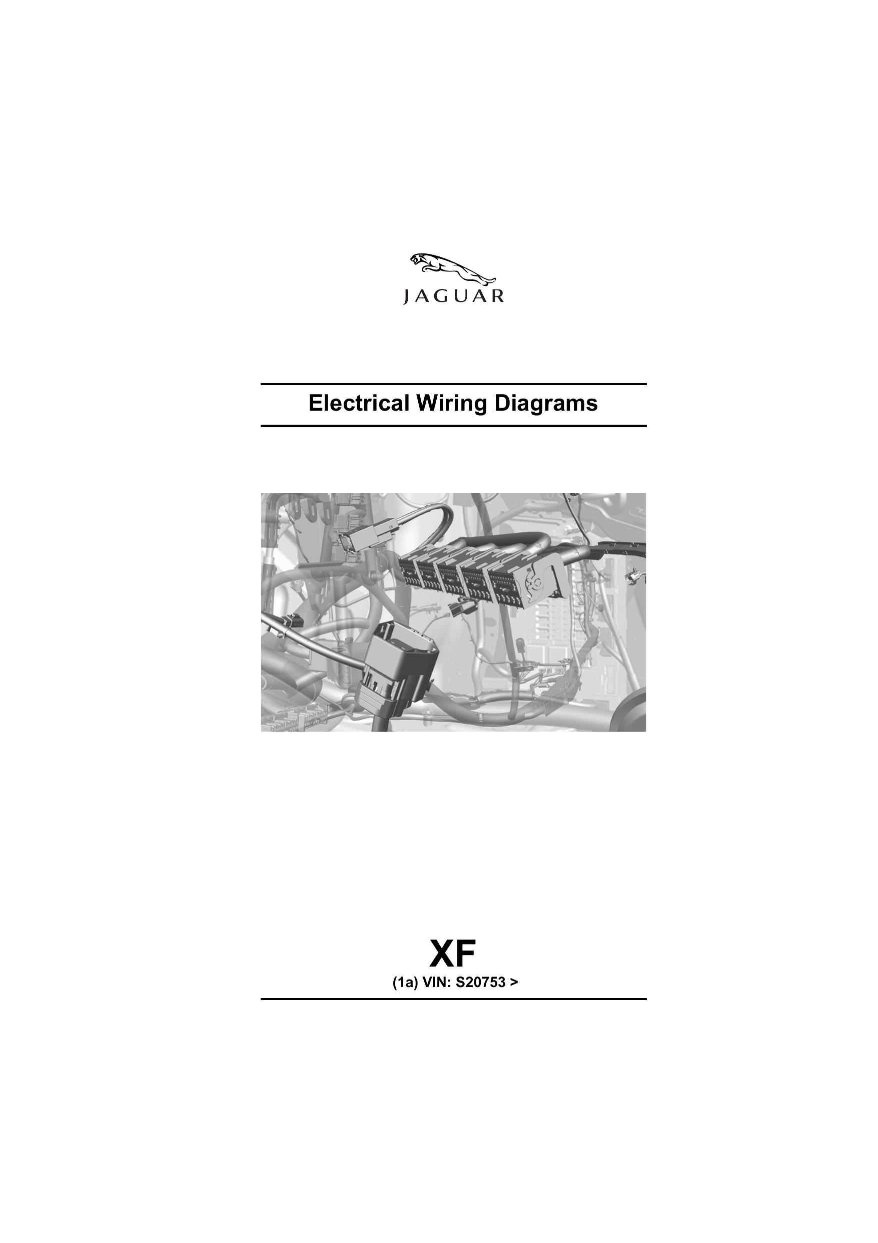 Electrical Wiring Diagrams   manualzz.com on xjs wiring diagram, xj6 wiring diagram, xk120 wiring diagram,