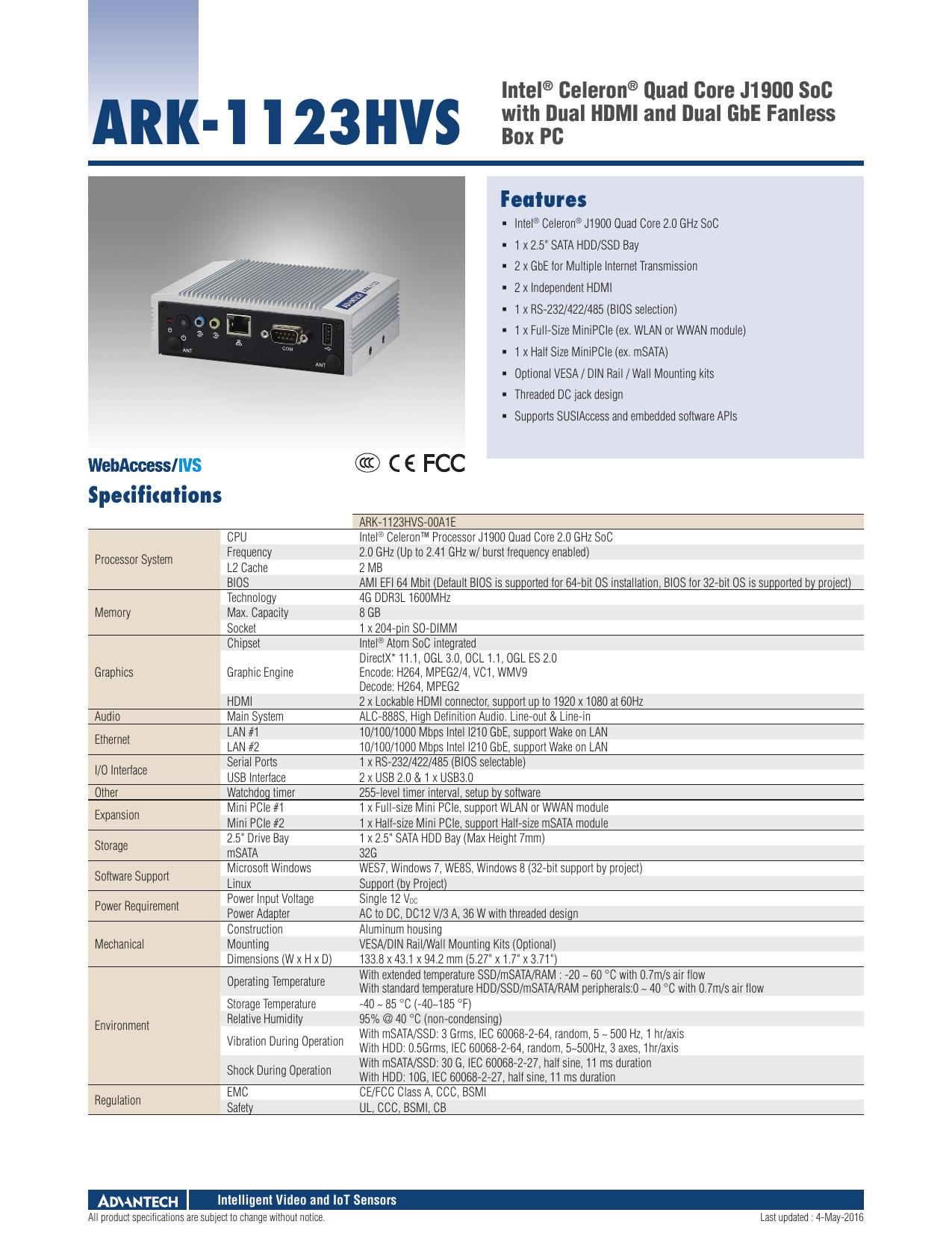 ARK-1123HVS | manualzz com