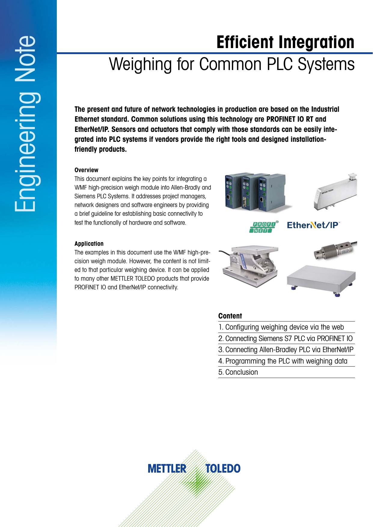 PLC Integration Guide | manualzz com