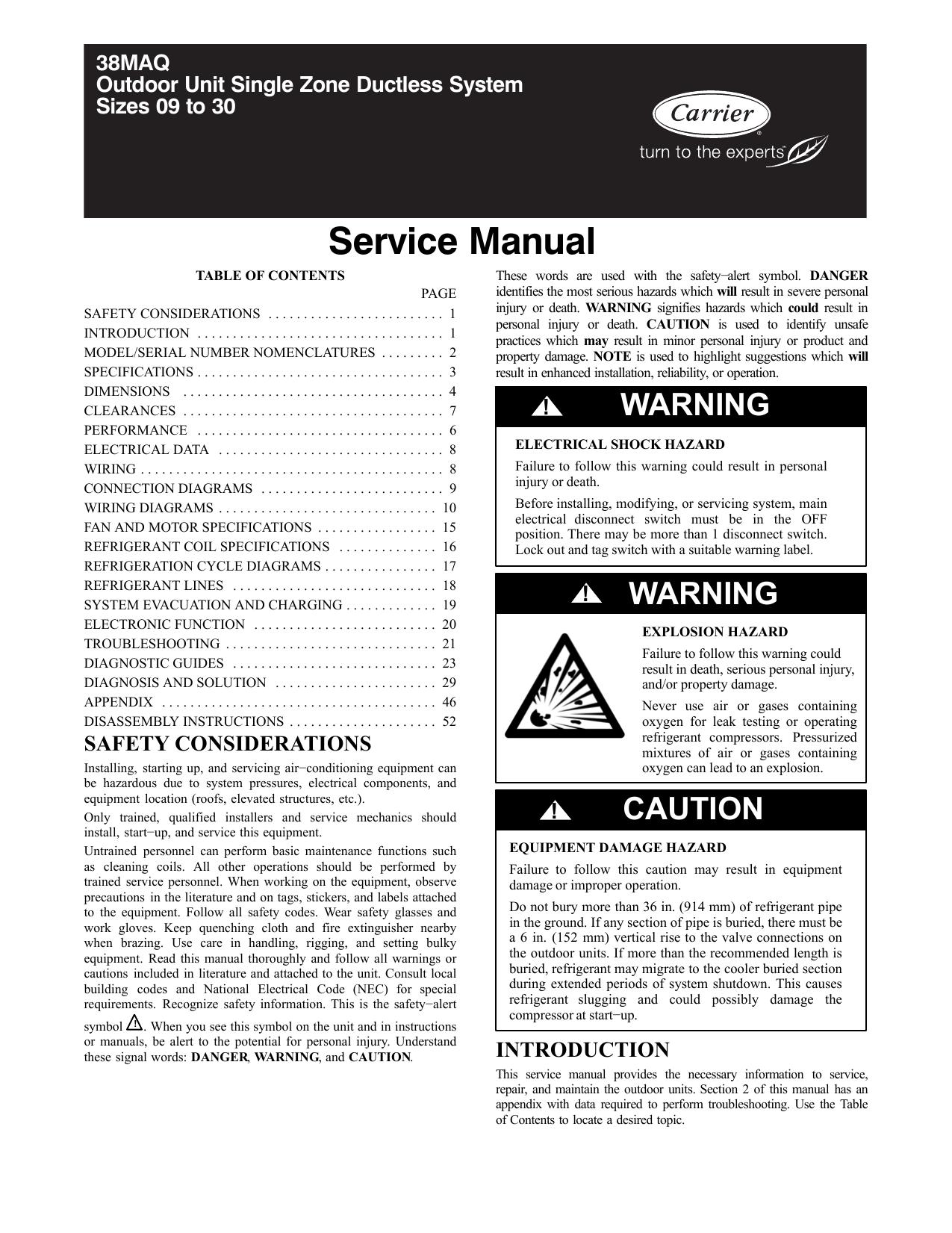 rdi refrigeration unit wiring diagrams service manual manualzz  service manual manualzz