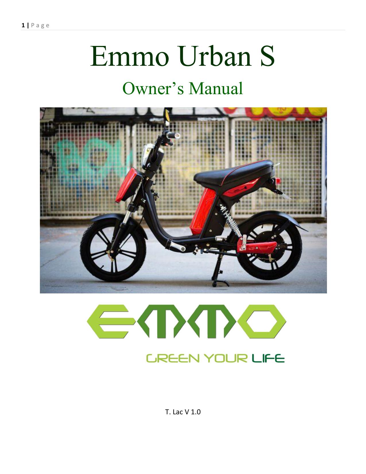 Emmo Urban S   manualzz com
