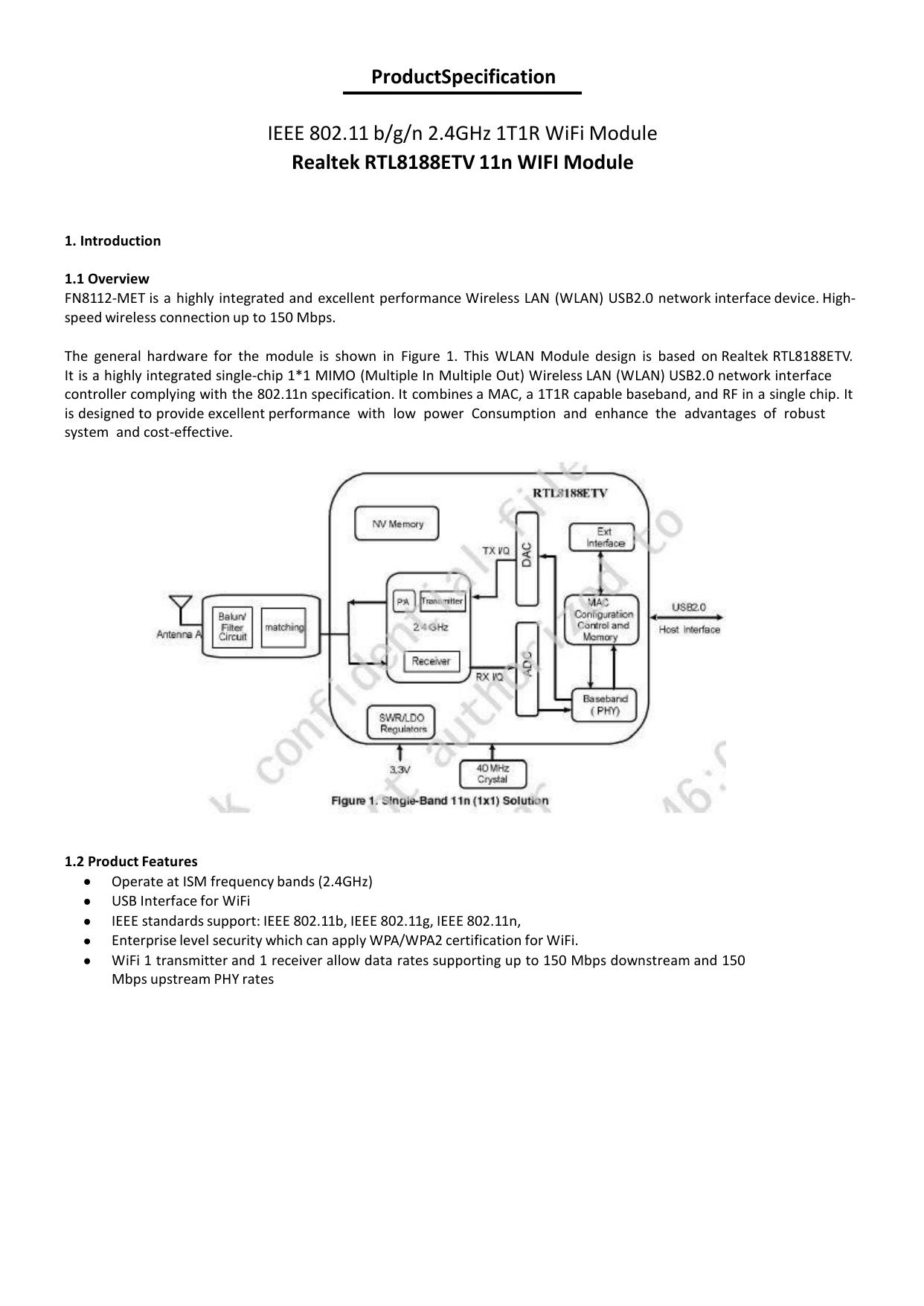 IEEE 802.11B DSSS HIGH SPEED STANDARD TREIBER