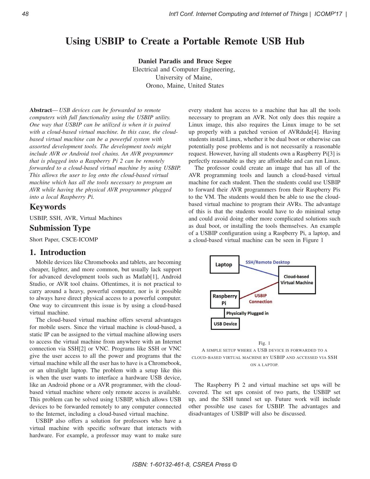 Using USBIP to Create a Portable Remote USB Hub | manualzz com