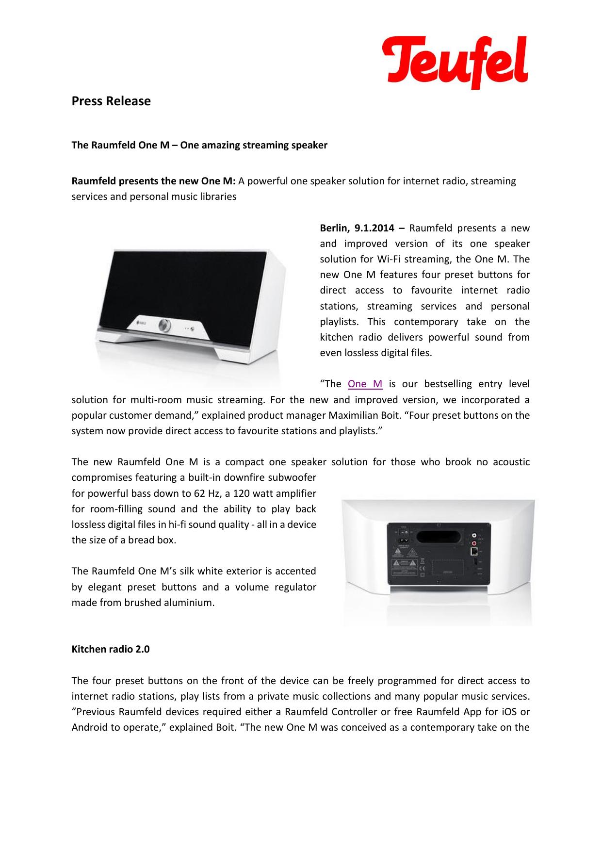 Press Release | manualzz com