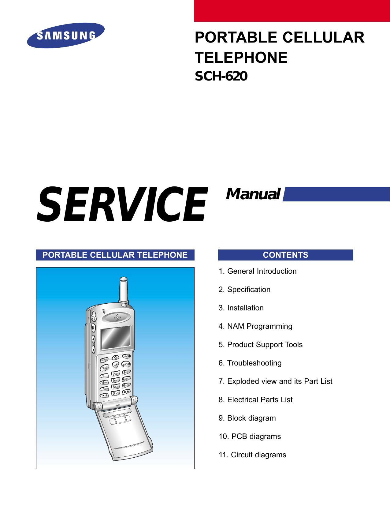 Portable Cellular Telephone Manual 288mhz Tcxo Schematic Diagram