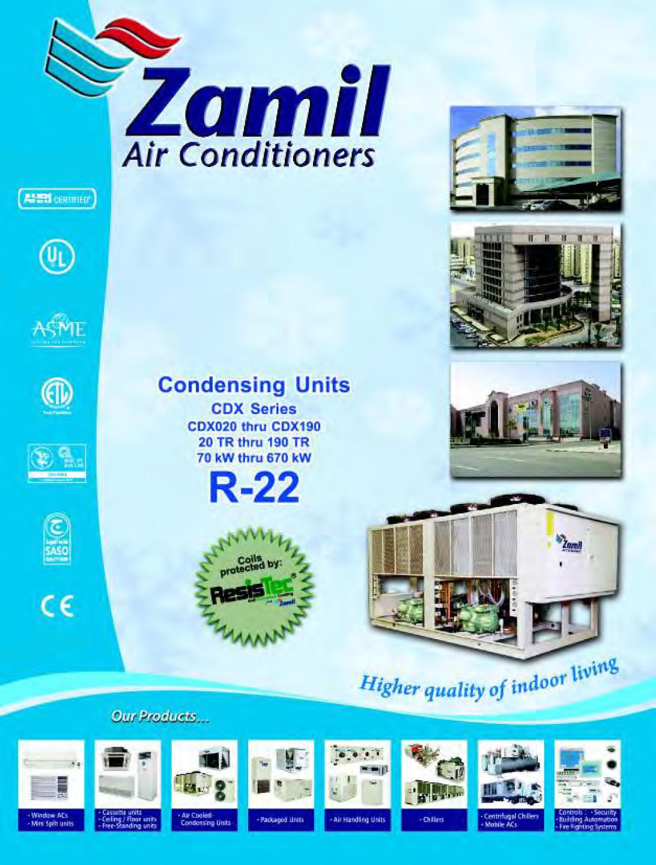 Pleasant Cdx Series Pmd Zamil Air Conditioners Manualzz Com Wiring Digital Resources Indicompassionincorg