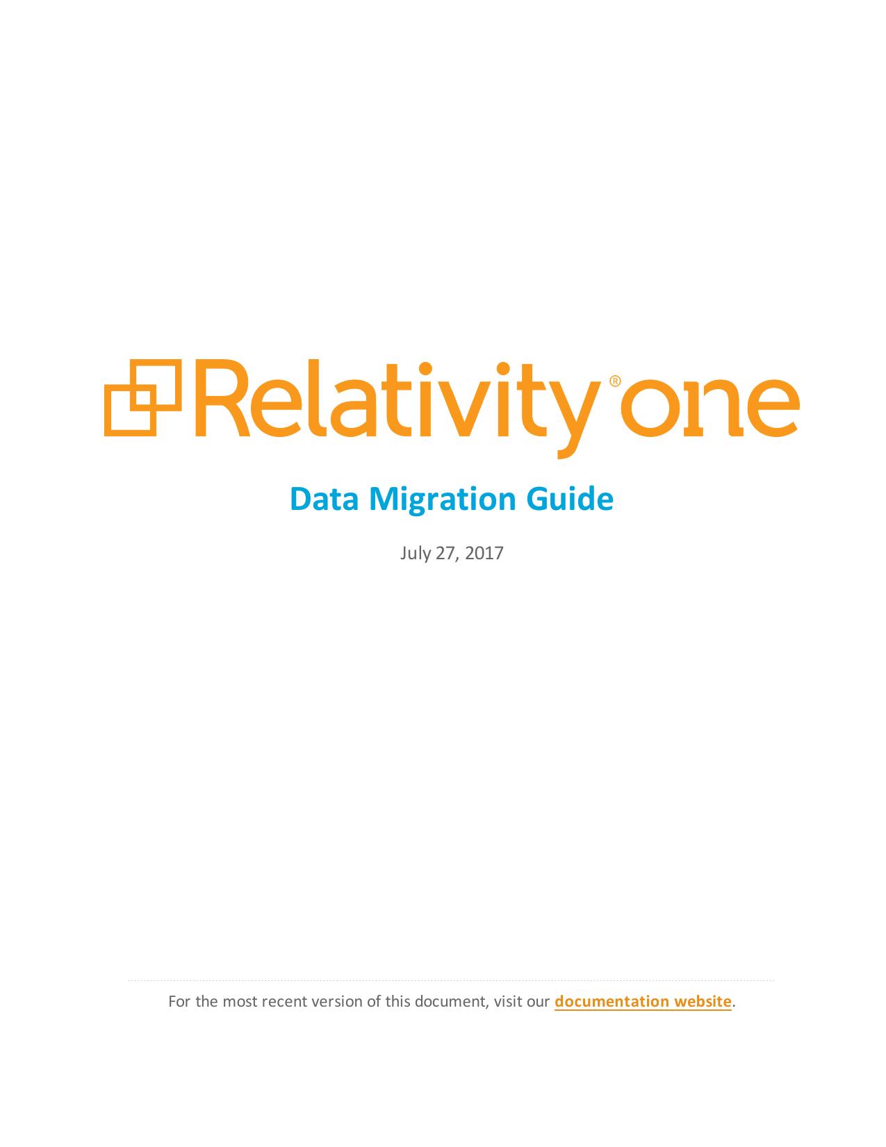 RelativityOne - Desktop Client Guide | manualzz com