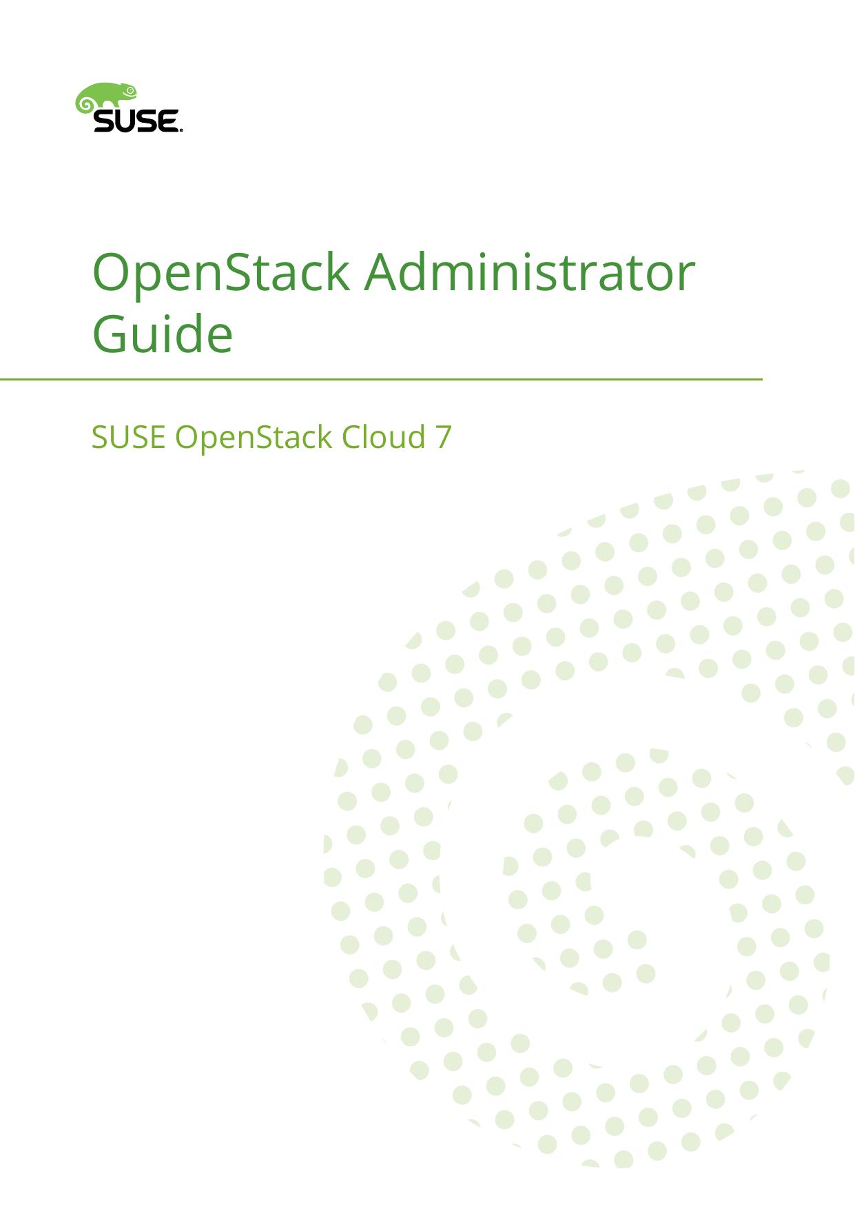 OpenStack Administrator Guide | manualzz com