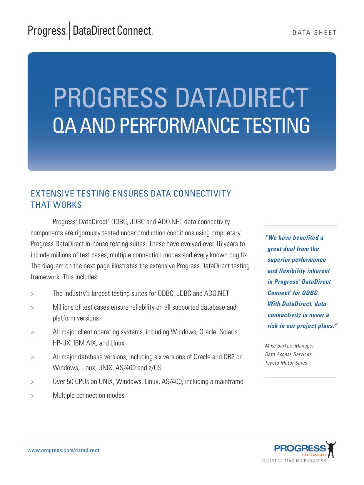 QA and Performance Testing   manualzz com