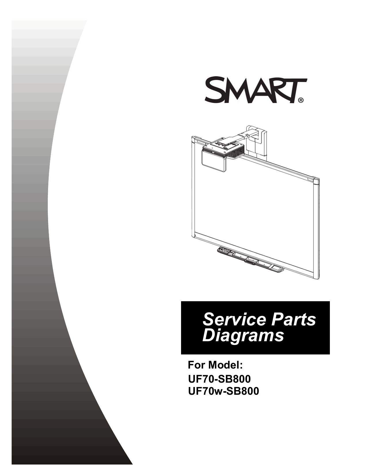 smart uf70 manual