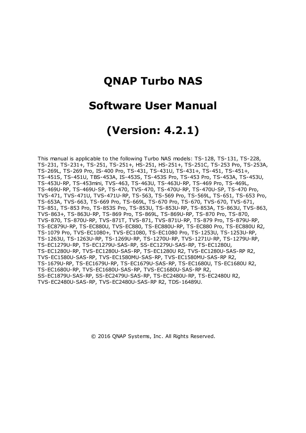 Qnap Port 8899