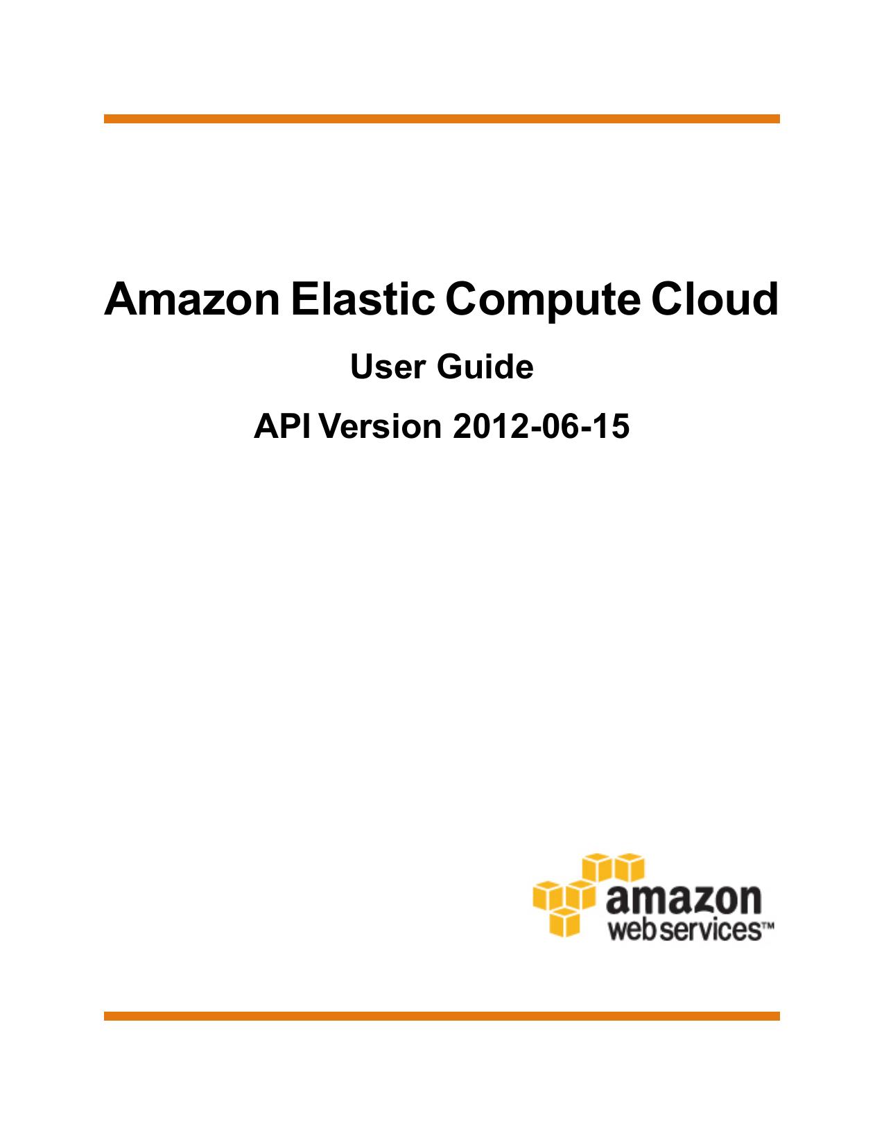 Amazon EC2 Instances - Amazon Web Services   manualzz com