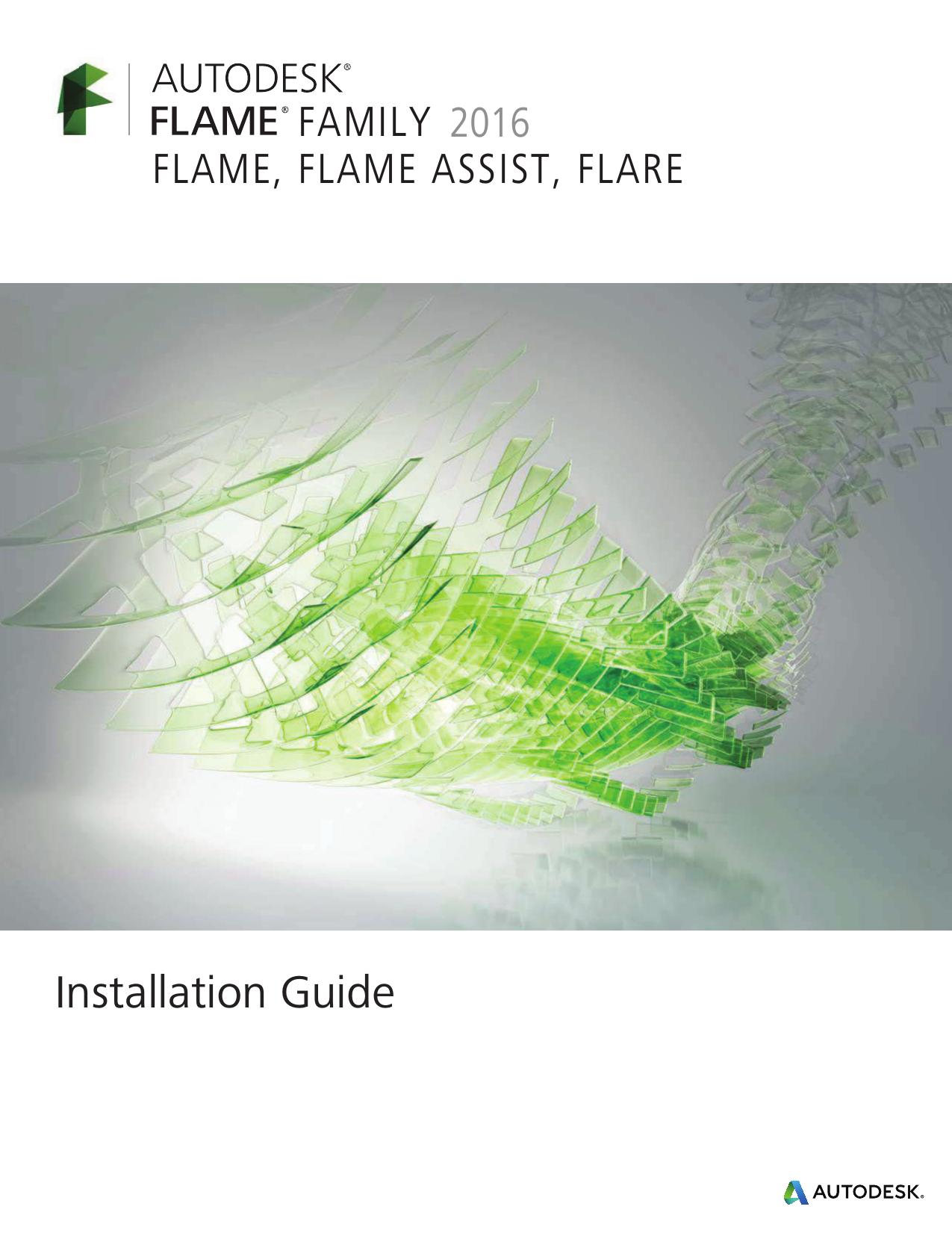 Flame Family Linux Mac Install Guide | manualzz com