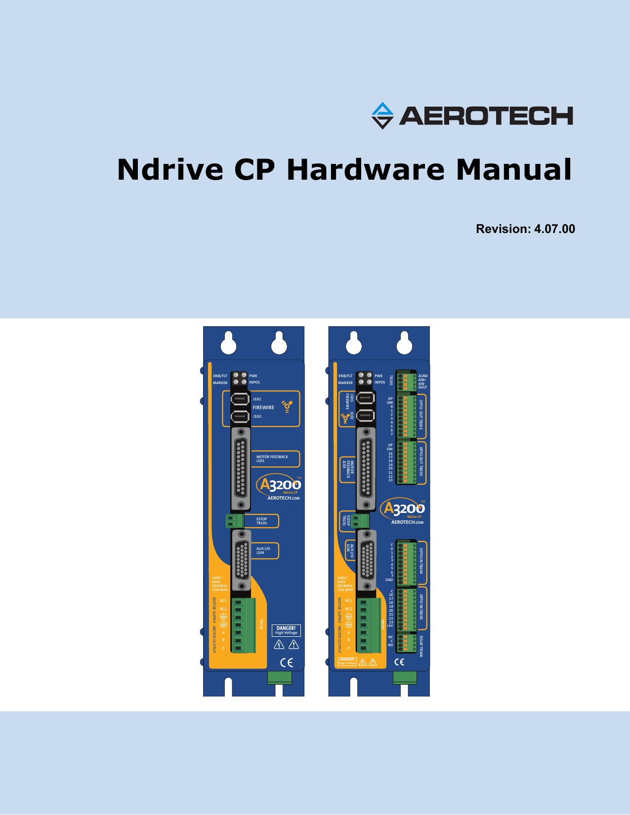 ndrive cp aerotech manualzz com 220 Electric Heater Wiring Diagram ndrive cp aerotech