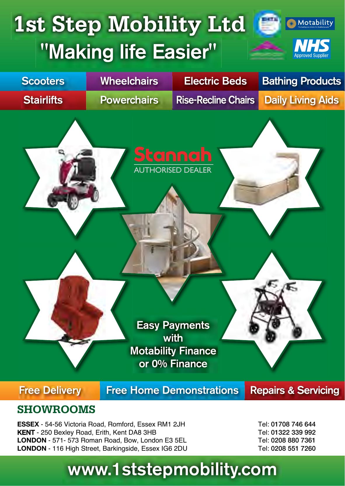 Super 1St Step Mobility Ltd Manualzz Com Theyellowbook Wood Chair Design Ideas Theyellowbookinfo