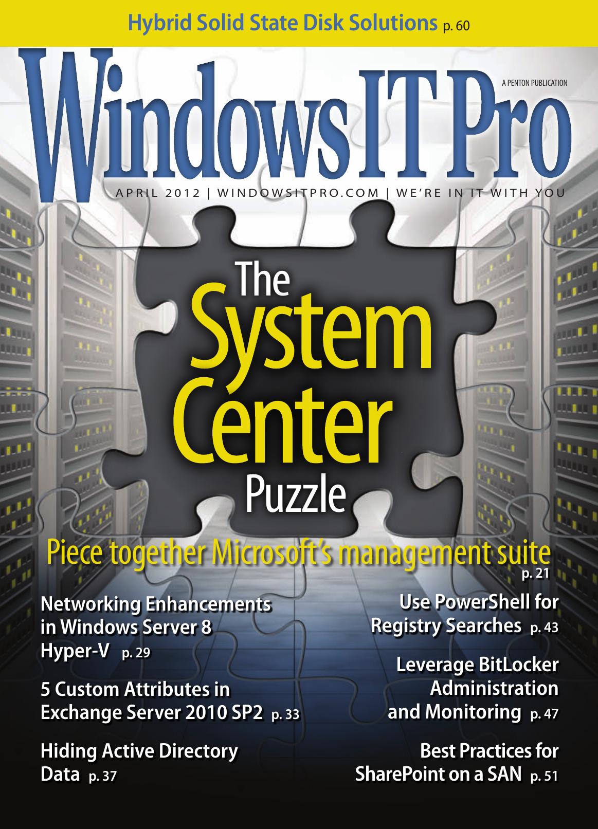Windows IT Pro | manualzz com