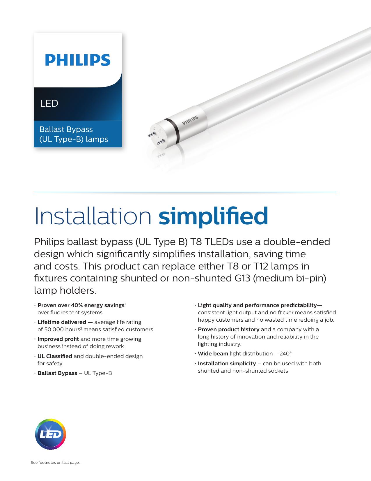 Installation simplified | manualzz com