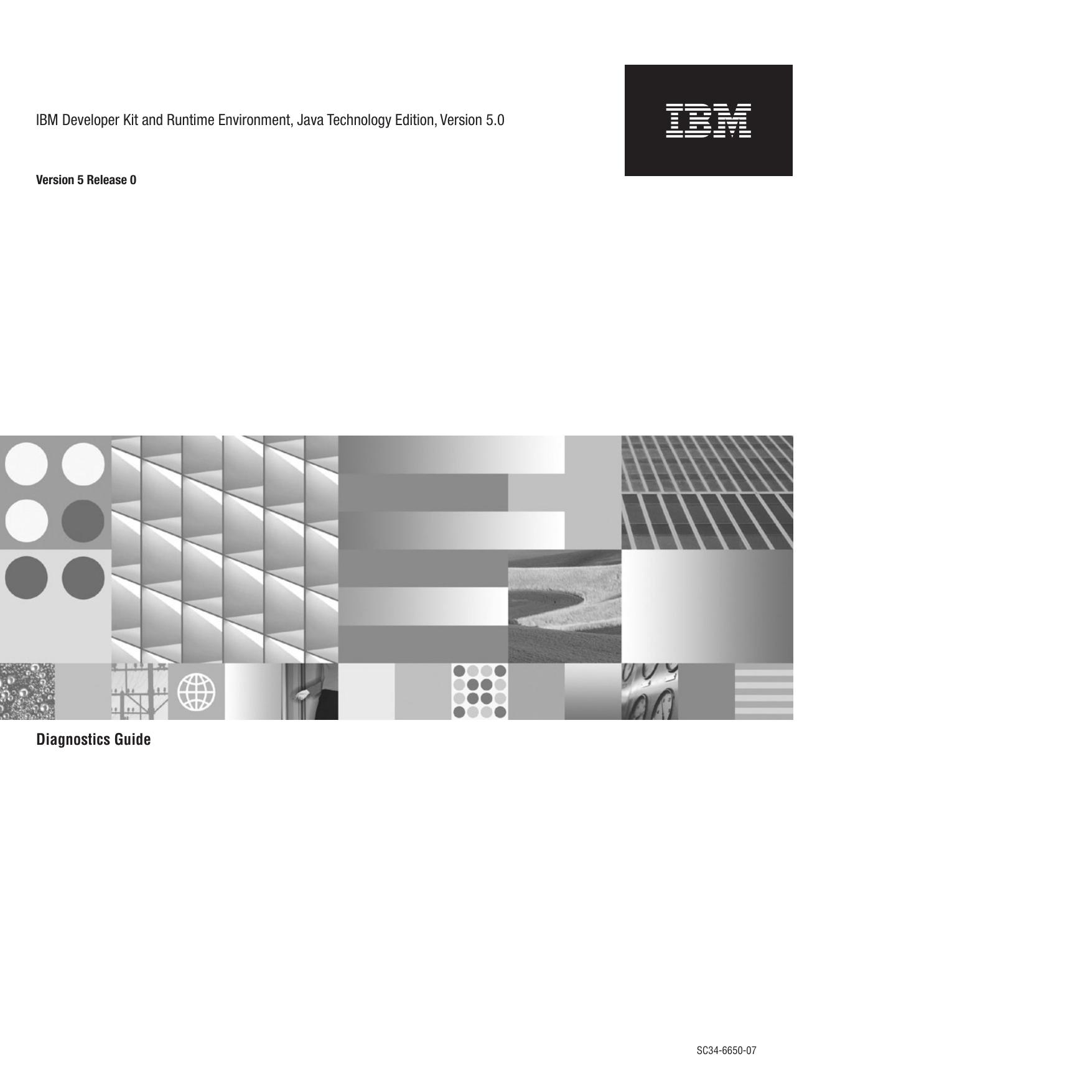 IBM SDK for Java: Diagnostics Guide | manualzz com