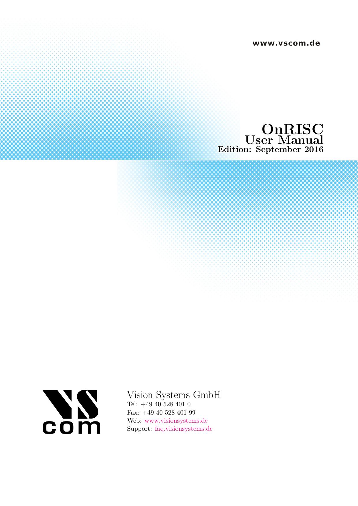 OnRISC OnRISC - ER-Soft | manualzz com