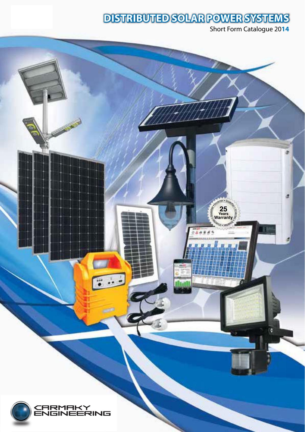 distributed solar power systems | manualzz com