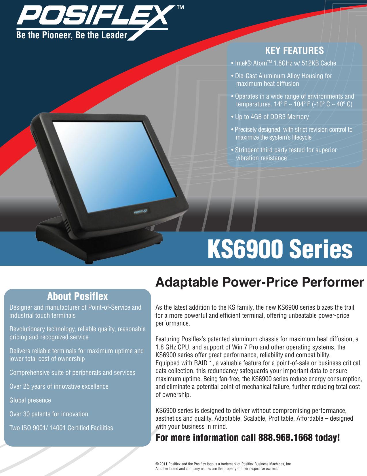 KS6900-PosiflexUSA 06-17-11 | manualzz com