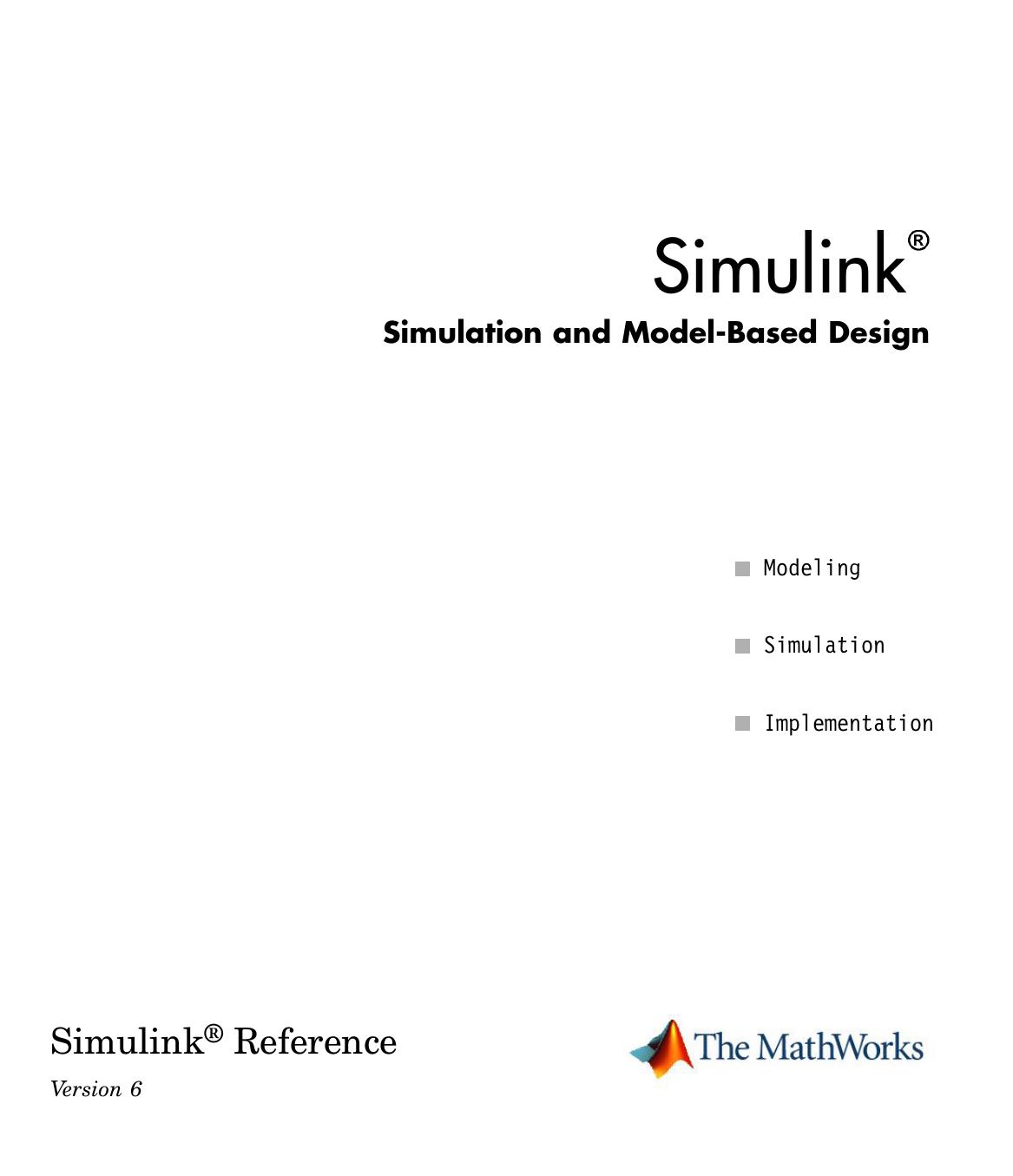Simulink | manualzz com
