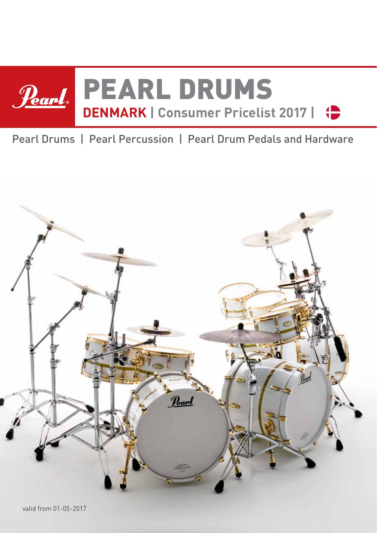 Pearl PSC30 Spirit Chimes