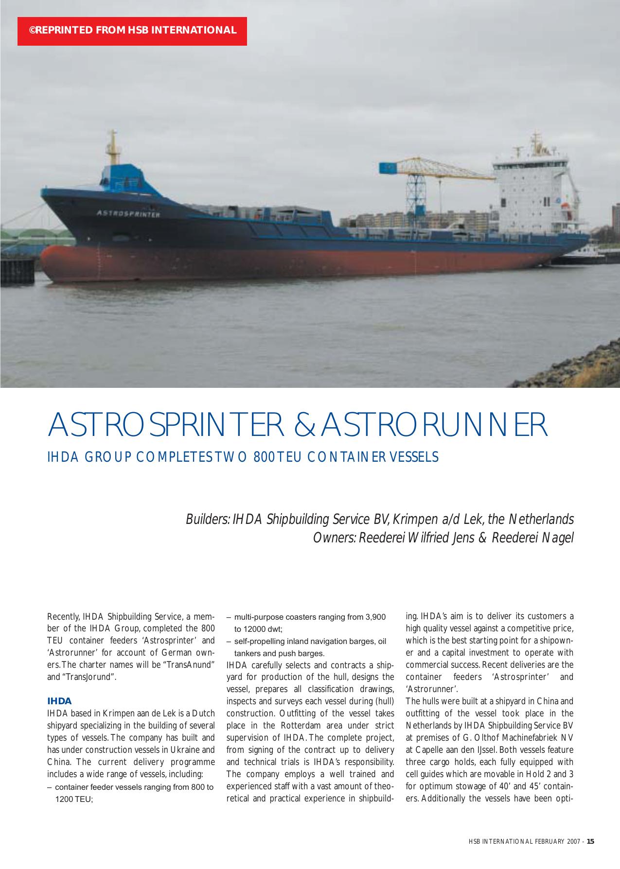 Astrorunner/ Sprinter - Adobe Experience Manager | manualzz com