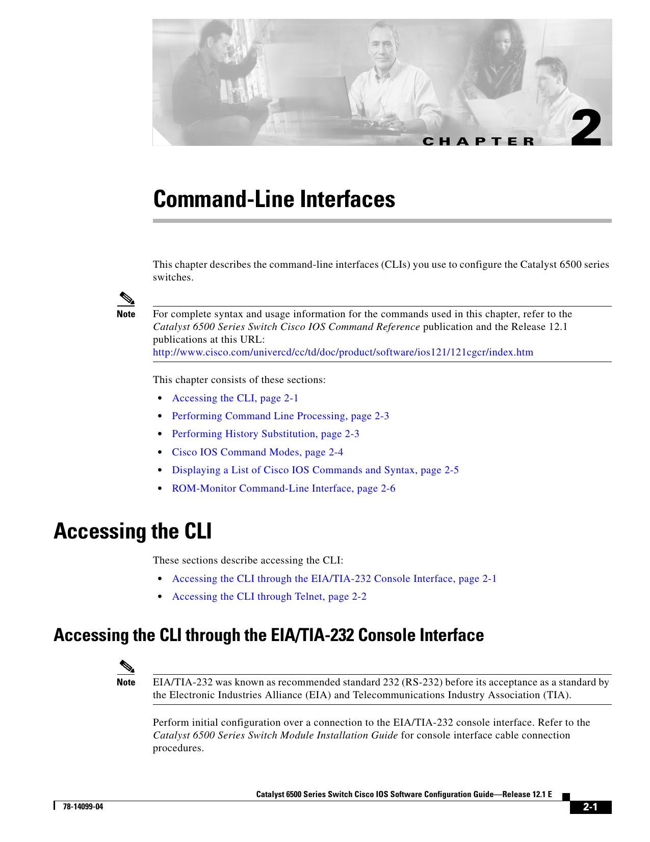 Command-Line Interfaces | manualzz com