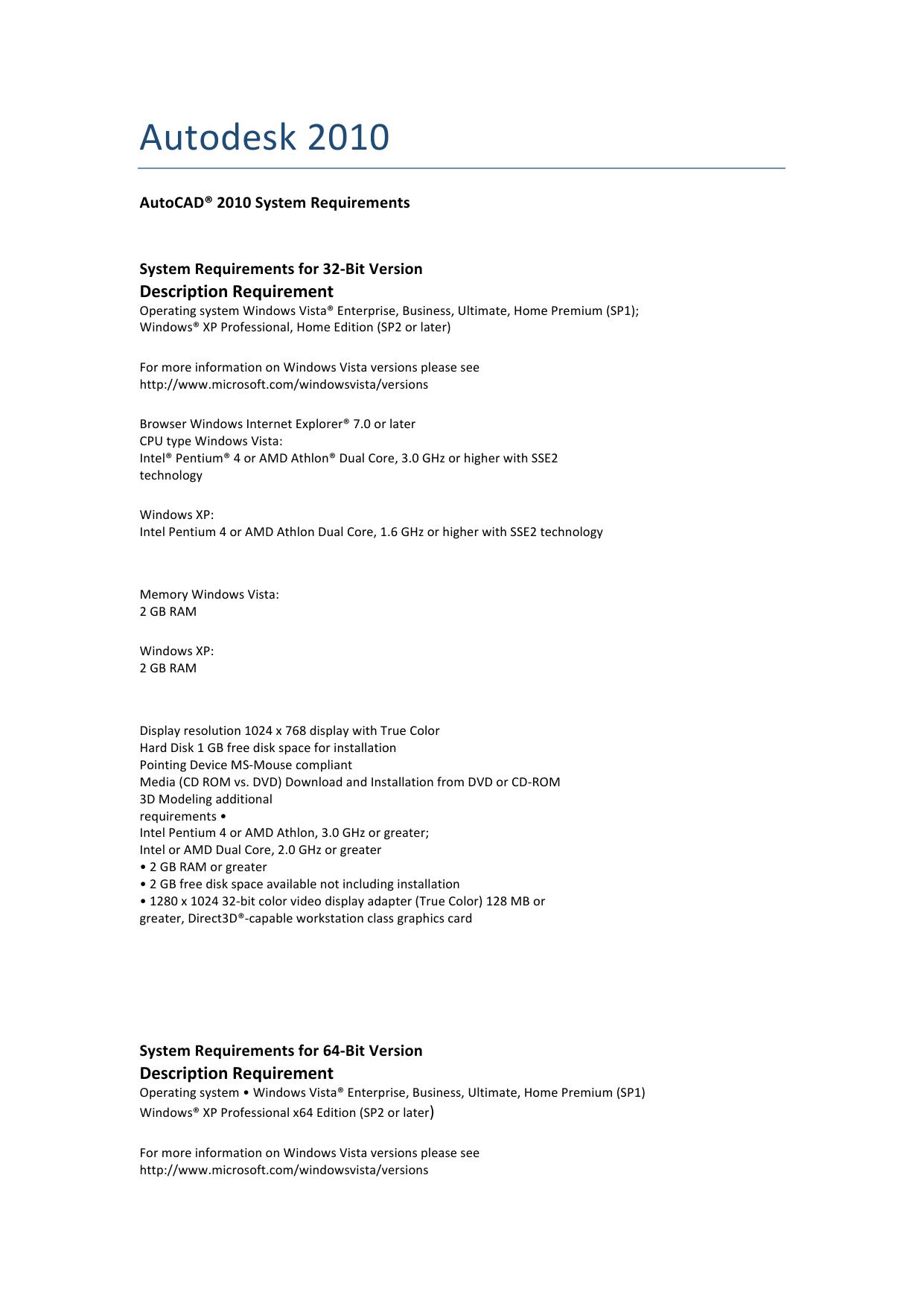 Autodesk - PTM, UTHM | manualzz com