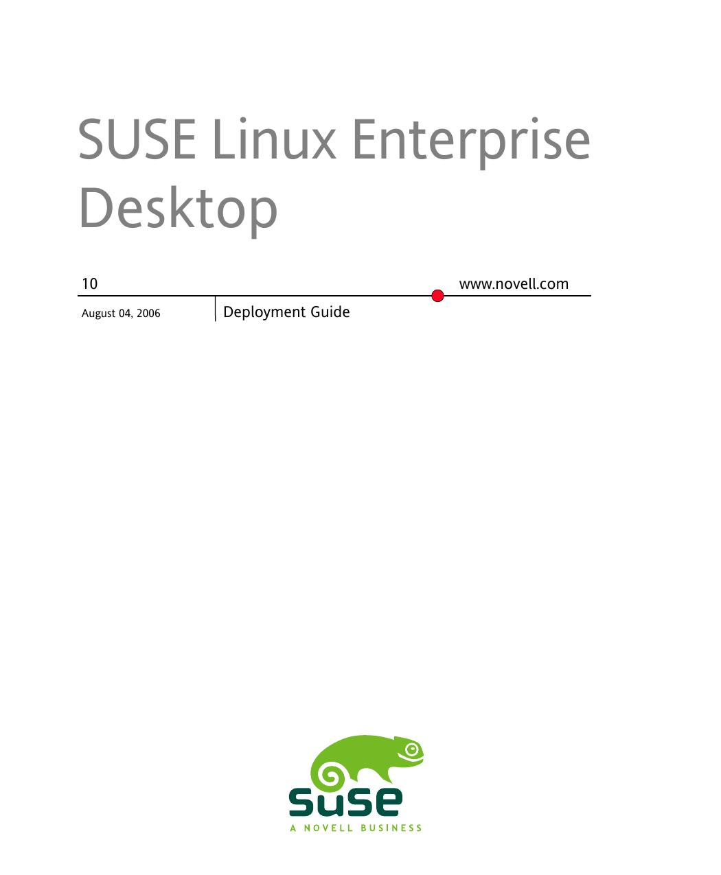 SUSE Linux Documentation | manualzz com
