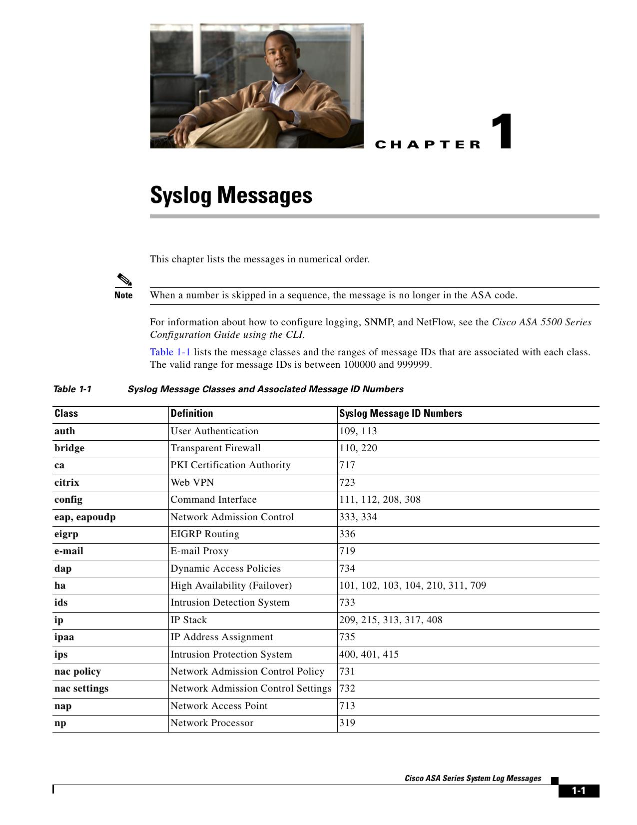 Syslog Messages | manualzz com