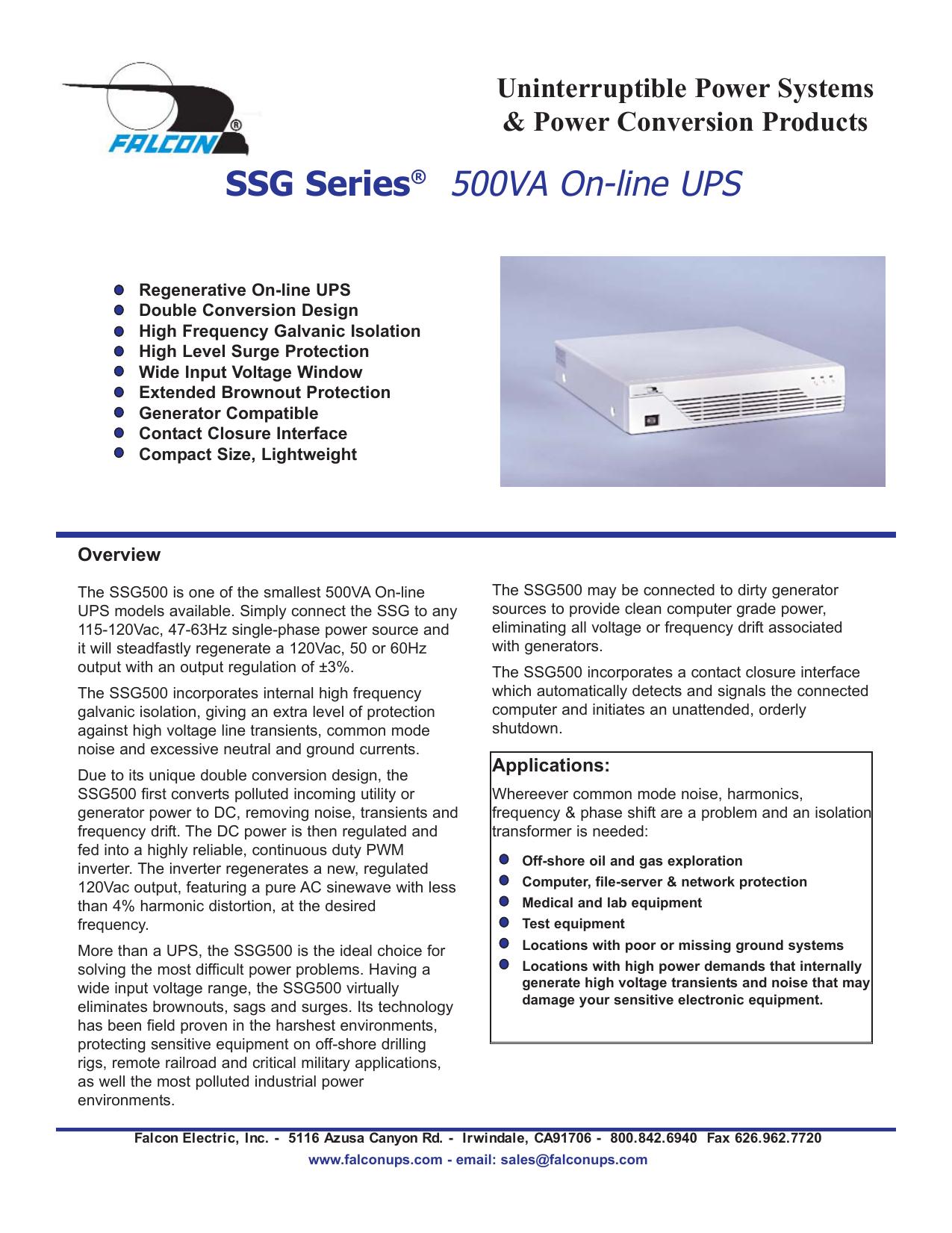 SSG500-1 BROCHURE qxp   manualzz com