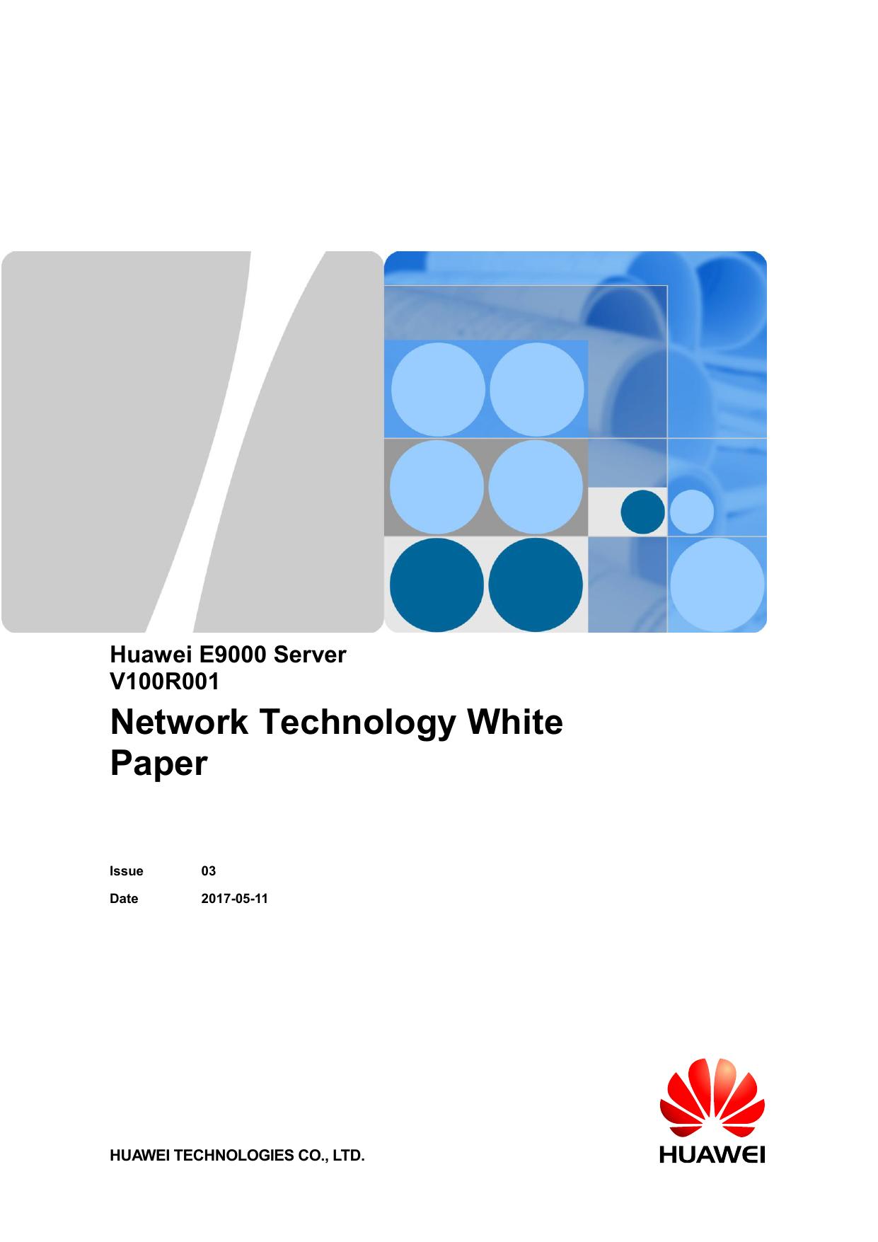 Huawei E9000 Server V100R001 Network | manualzz com