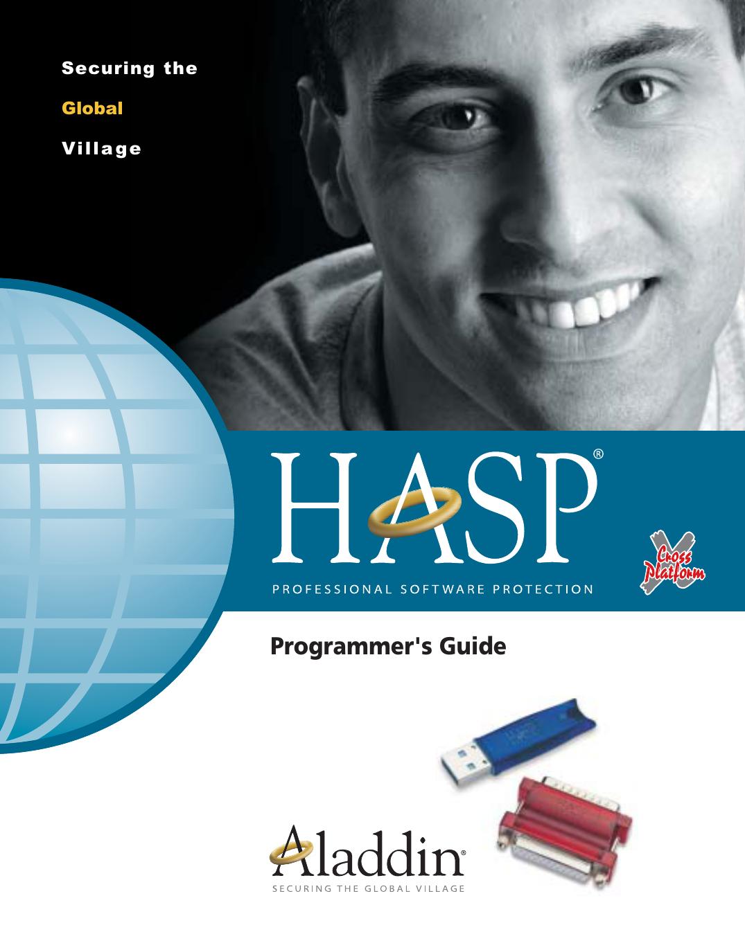 HASP4 Programmer`s Guide - Gemalto Sentinel Customer Discussions