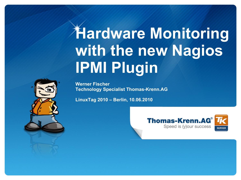 Hardware Monitoring with the new Nagios IPMI Plugin | manualzz com