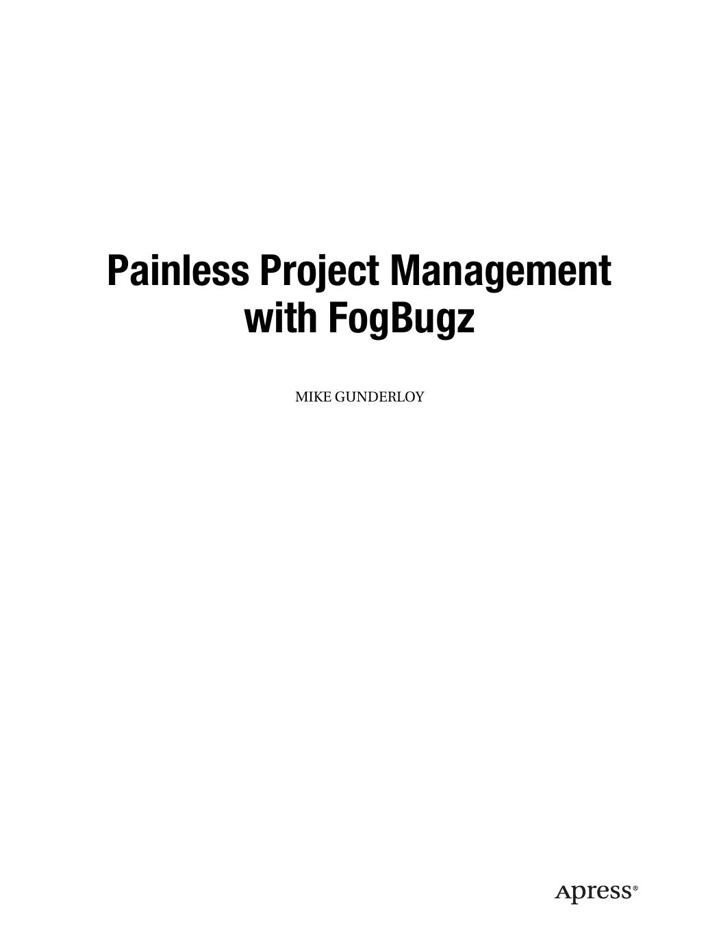 Fogbugz Free painless project management with fogbugz | manualzz