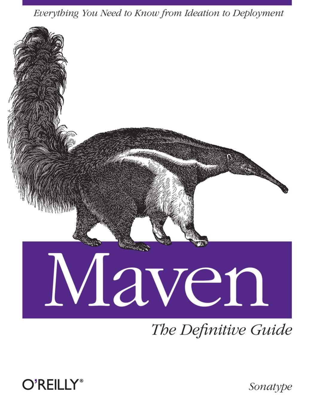Maven: The Definitive Guide | manualzz com