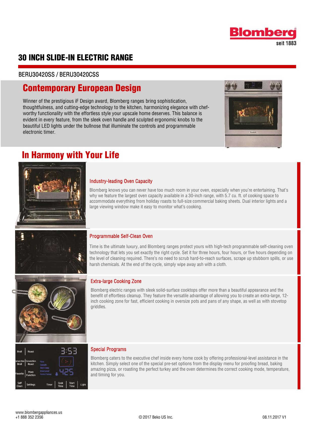 blomberg single oven manual zeit magazin partnersuche